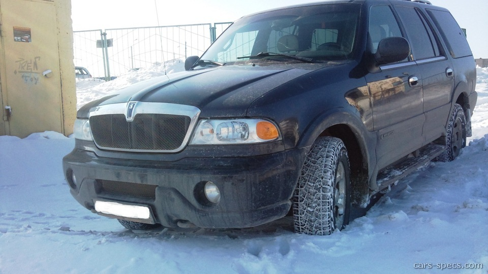 1999 lincoln navigator suv specifications pictures prices. Black Bedroom Furniture Sets. Home Design Ideas