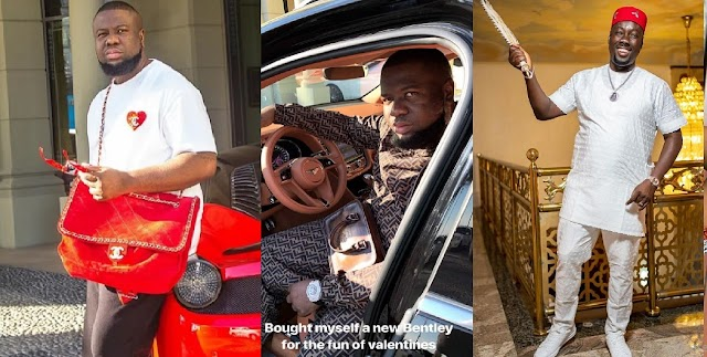 Obi Cubana Took My Position Because Of My Absence – Alleged Leaked Call Of Hushpuppi & Friend Pops Online [Video]