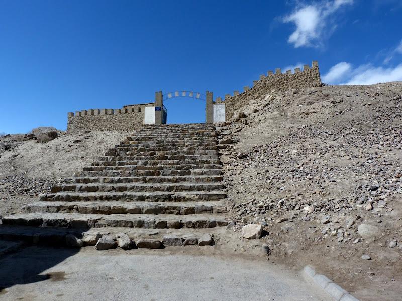 Tashkurgan. Stone castle