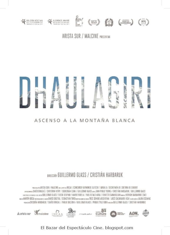 Ver Dhaulagiri, ascenso a la montaña blanca Online (2017) Gratis HD Pelicula Argentina Completa
