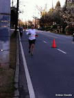 More Intown 10K-ers. I was at about the halfway point in the race.