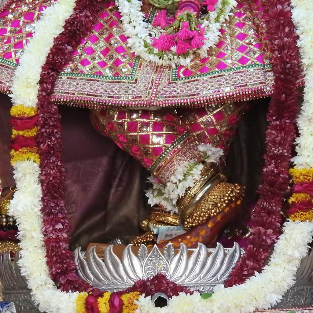 Radha Govind Devji Deity Darshan 20 Dec 2015 (3)