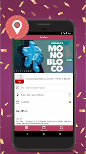 Bloquinhos SP 2019 for PC-Windows 7,8,10 and Mac apk screenshot 1