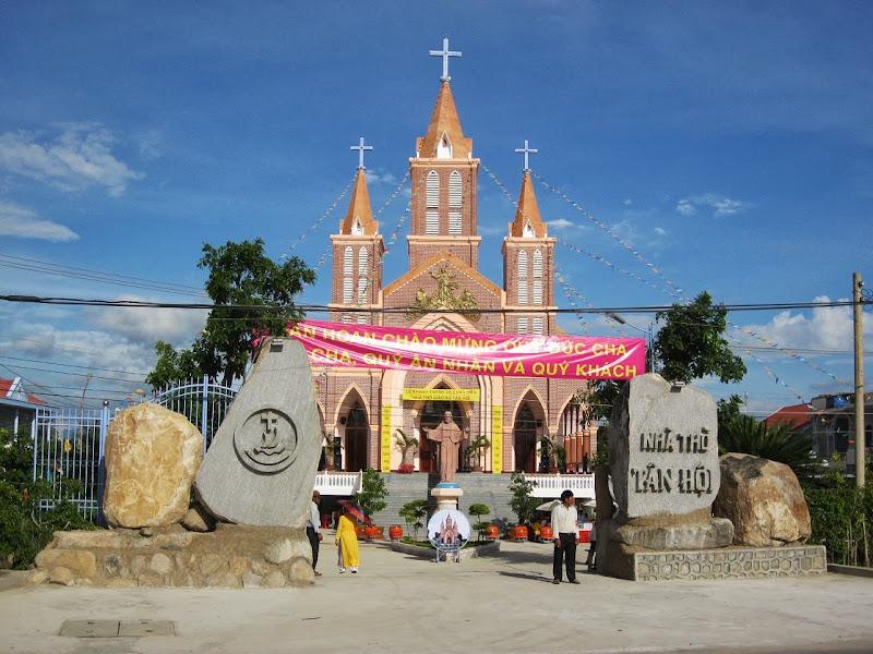 Giáo xứ Tân Hội: Dấu Ấn Thời Gian