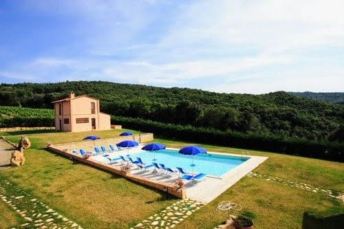 Villa il Caggio_San Gimignano_6