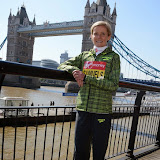 OIC - ENTSIMAGES.COM - Sonia Samuels at the Virgin London Marathon Photo Call for  British Contenders in London 23rd April 2015 Photo Mobis Photos/OIC 0203 174 1069