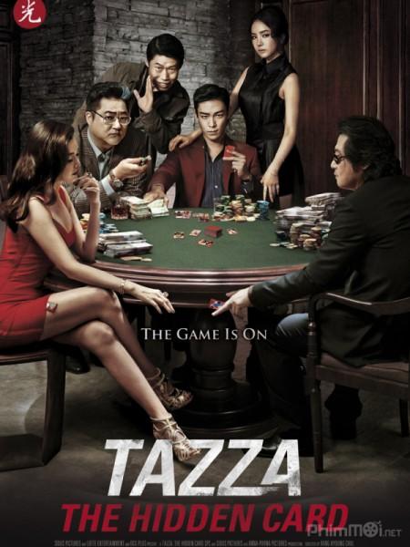 Thần bài sát gái - Tazza: The Hidden Card (2014)