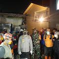 Polsek Pacet Segera Akan Selidiki Insiden Ambruknya Bangunan Ponpes Al Madaroh