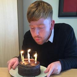 Chris Birthday 2016 square