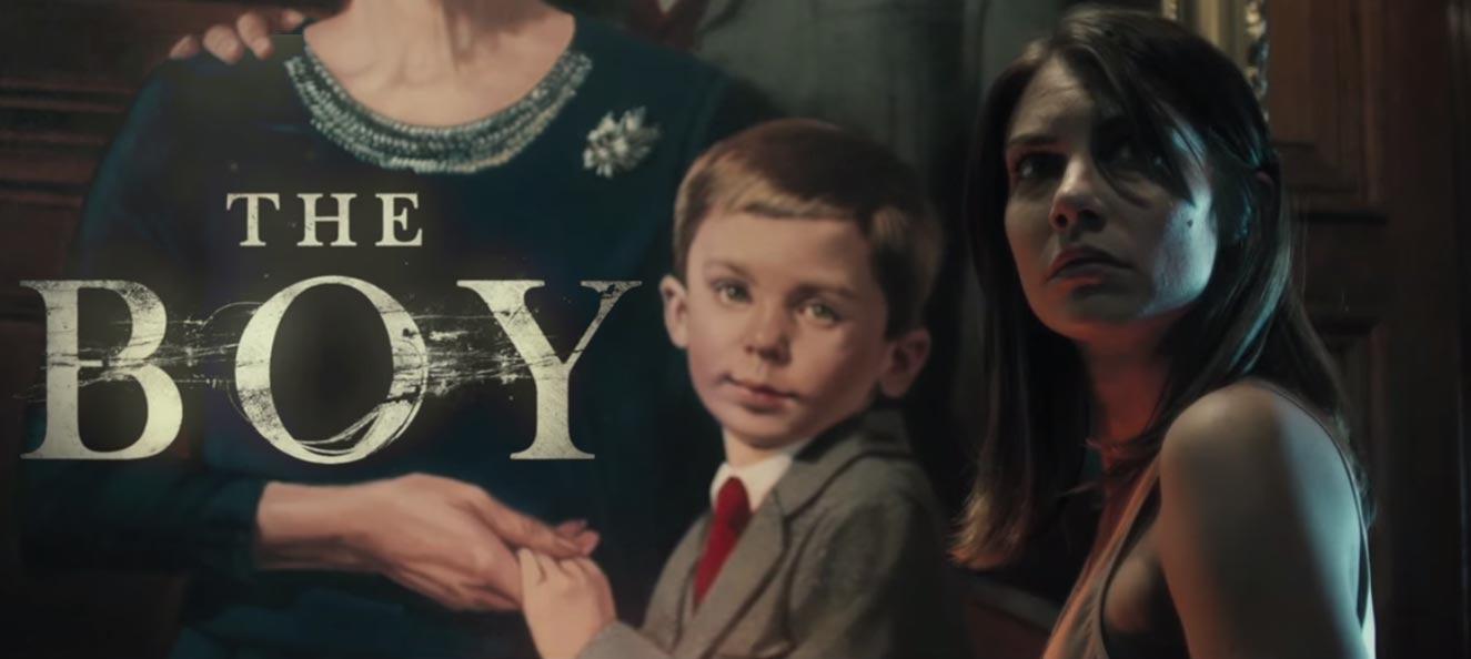 Assista ao assustador trailer de The Boy (The Inhabitant), com Lauren Cohan
