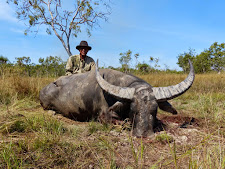 Farley Nesaman from the USA took this nice trophy bull