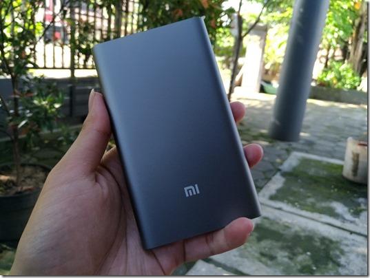 Desain Xiaomi Power Bank Pro 10.000mAh