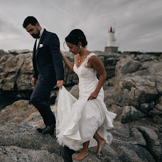Wedding photographer Gaël Mathieu (Gaelmathieu). Photo of 29.04.2019