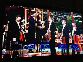 At the Beyaz Show Kanal D Istanbul/Turkey