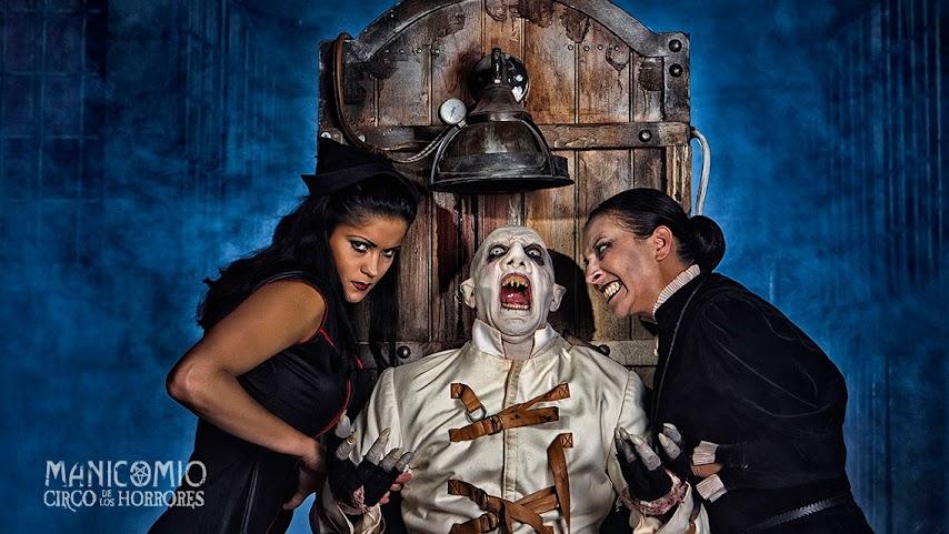 Manicomio Circo de los Horrores