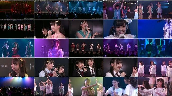 [TV-Variety] AKB48 研究生「パジャマドライブ」公演 1300 & 1700 (2019.10.06)