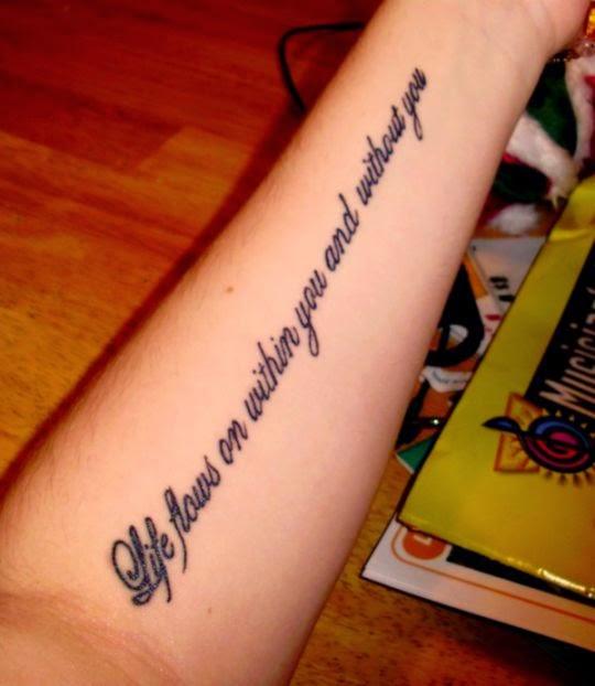 Brand New tattoo lyrics D by nightmare58710 on DeviantArt