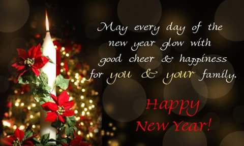 Happy New Year 2017 Wishes for Friends