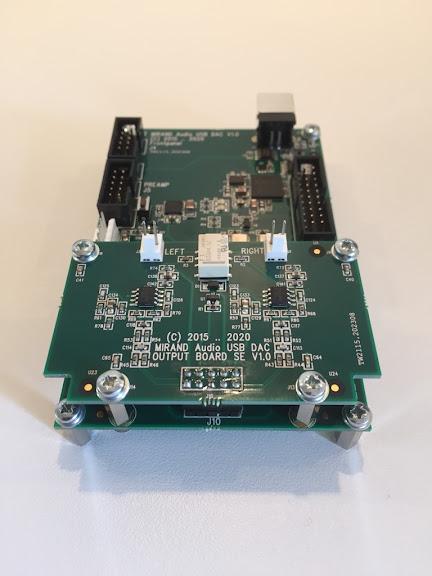 Mirand Audio AK4490 DAC DSD Mirand%252520DAC%2525203