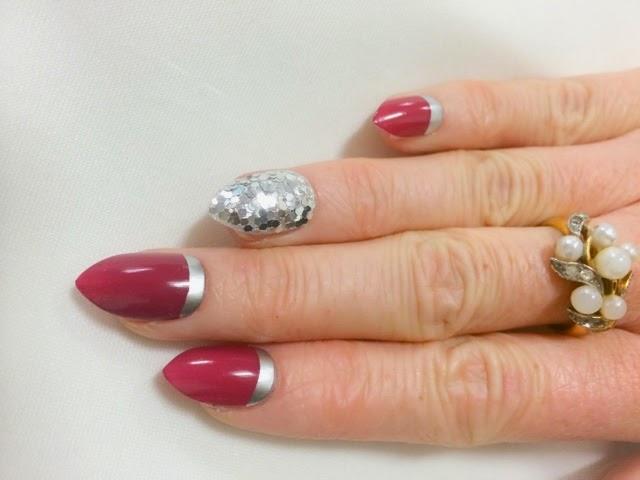 stiletto-manicure