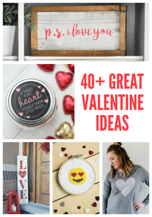 40  valentine projects