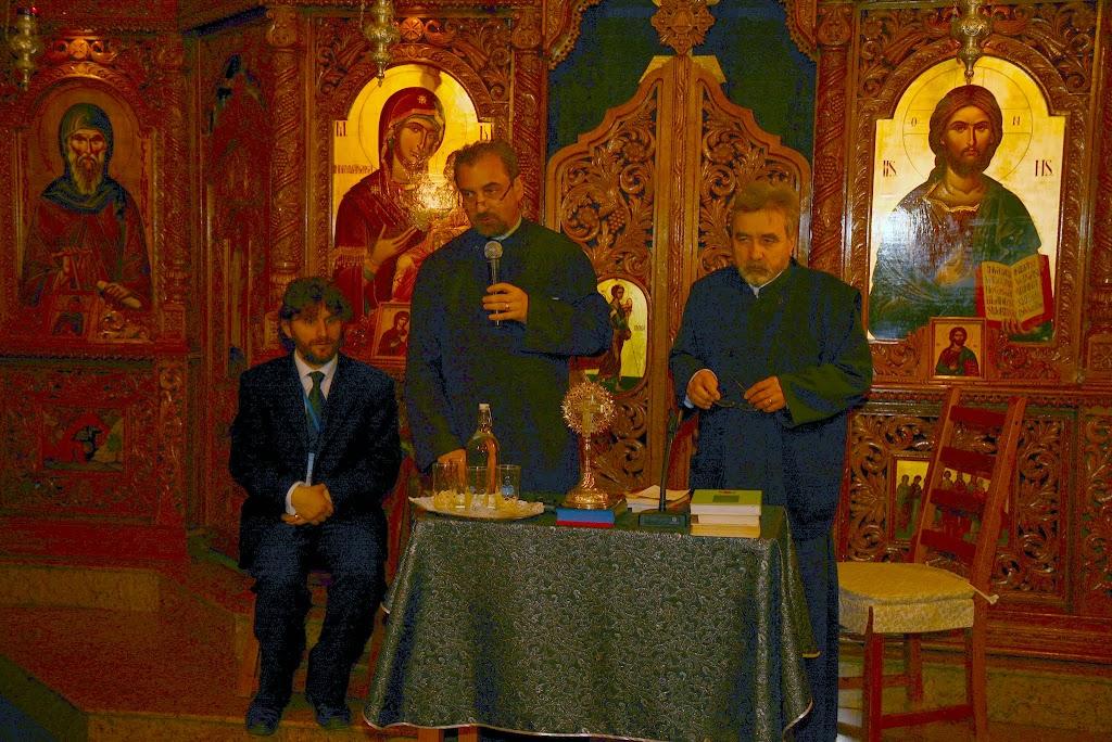 Seara duhovniceasca Pr. Dumitru Pintea 002