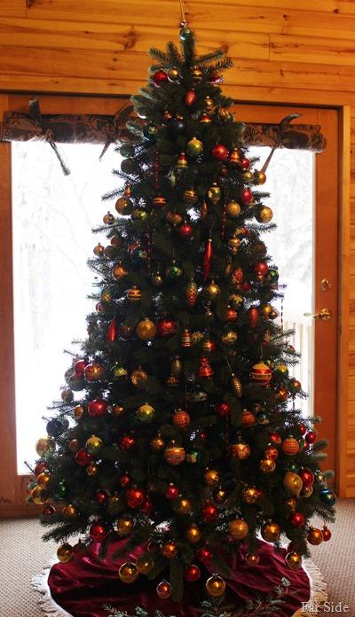 Shiny Brite Tree 2016