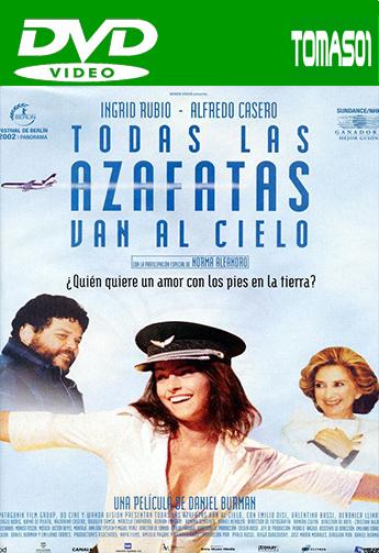 Todas las azafatas van al cielo (2002) DVDRip