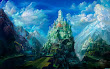 Mystical Place Of Fantasy