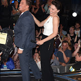 OIC - ENTSIMAGES.COM - Marc O'Neil and Emma Willis at the Big Brother 2015 - fifth eviction London June 12th 2015  Photo Mobis Photos/OIC 0203 174 1069