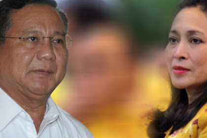 Ditanya Akan Rujuk Dengan Prabowo, Begini Jawaban Titiek Soeharto