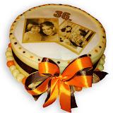 1. kép: Fényképes torták - Fényképes torta