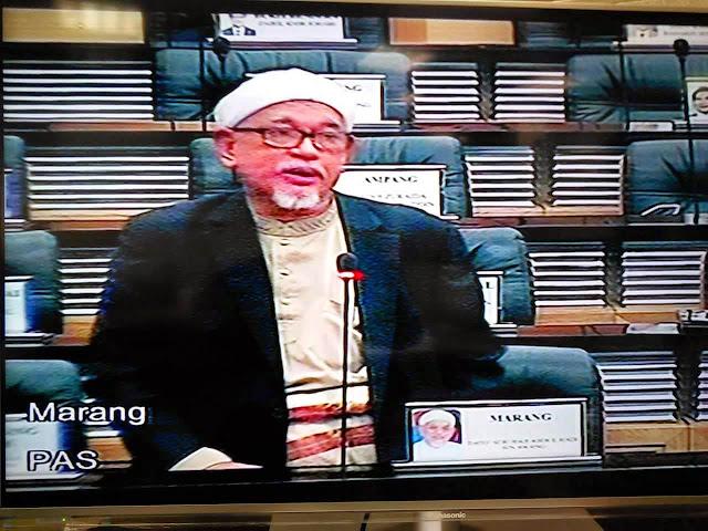 Intisari Ucapan Perbahasan RMK 11 oleh Ahli Parlimen Marang, Dato' Seri Tuan Guru Haji Abdul Hadi Awang