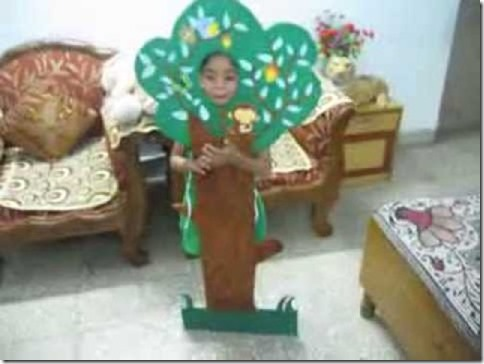 disfraz de árbol (2)