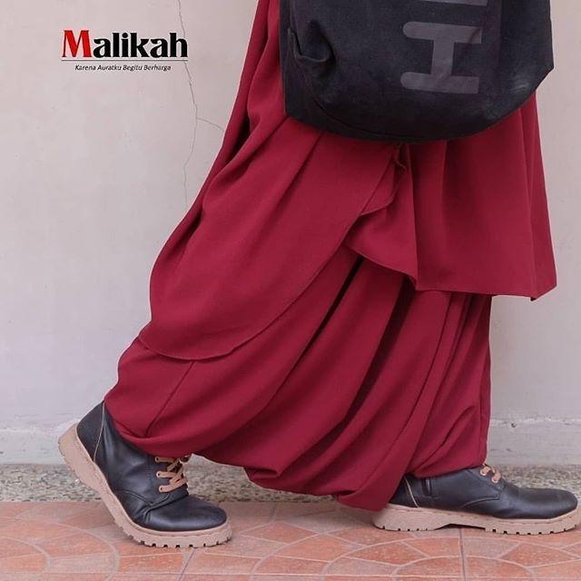 7. Celana Sirwal