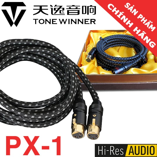 day balanced xlr tonewinner px-1