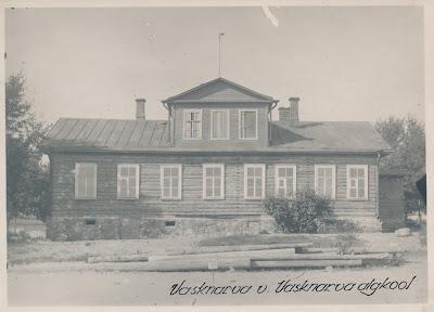 Сыренец (Vasknarva), фото здания до 1932 года(RM F 105:202 SA Virumaa Muuseumid)