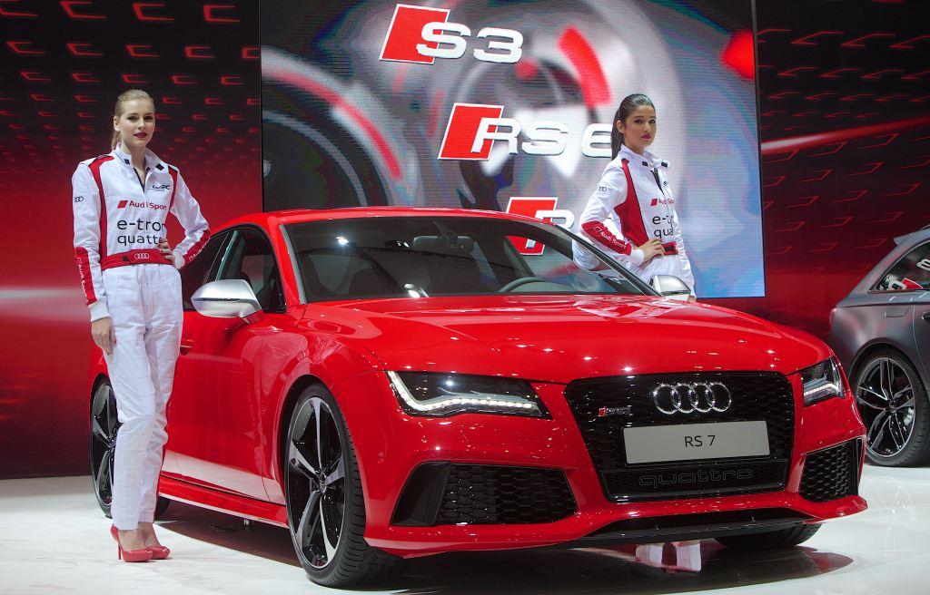 Audi Dubai Motor Show