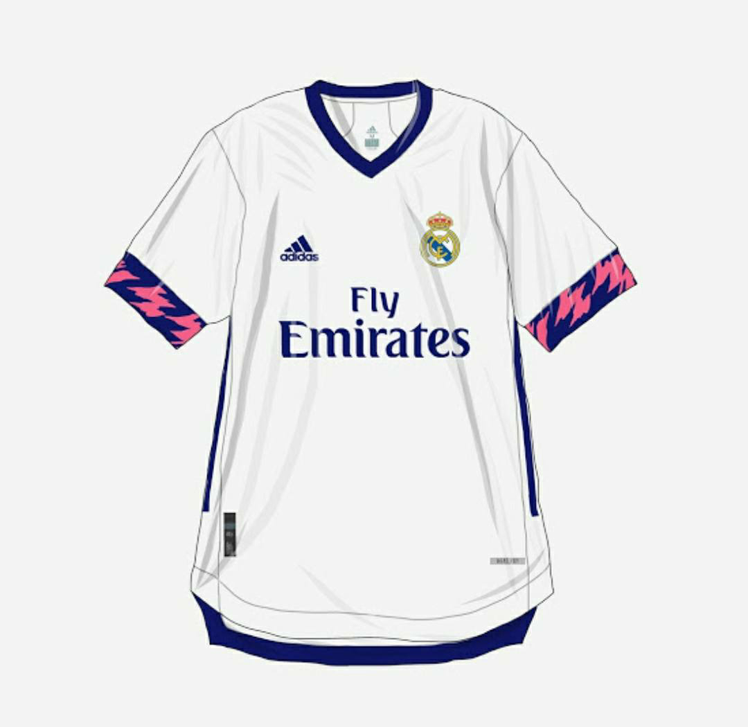 kaos bola online, jersey real madrid  musim 2020-2021, berita baju bola, jersey bola terbaru, jersey onlineshop