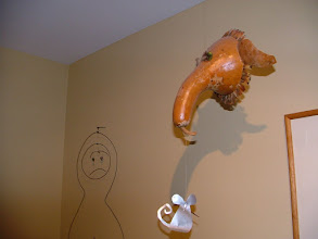 Photo: Elephant and Mouse 1