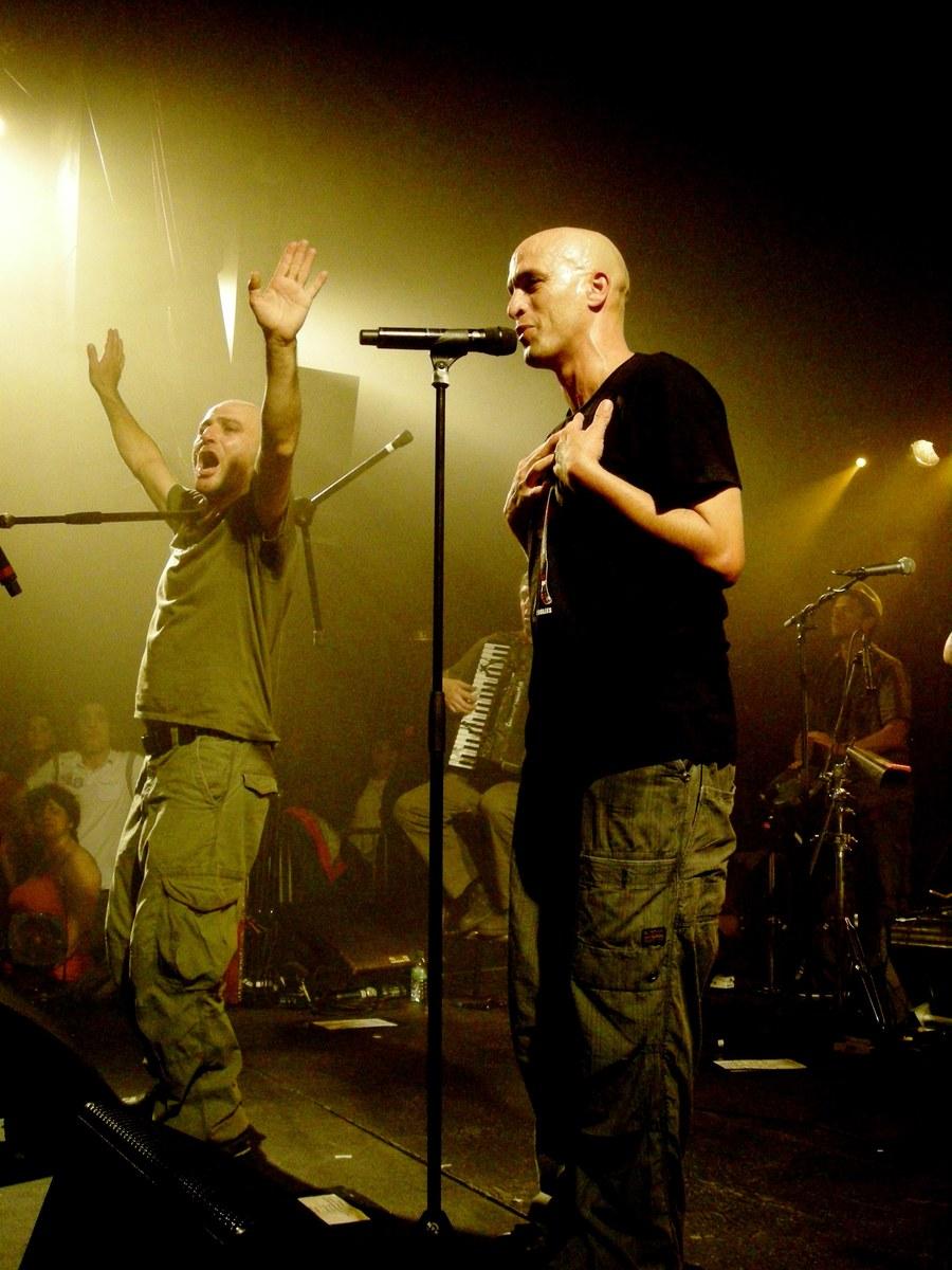 Mouss et Hakim Cabaret Sauvage 2010