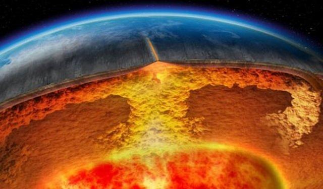 NASA Preocupados com enxames de Terremotos Agitando Yellowstone em 2017