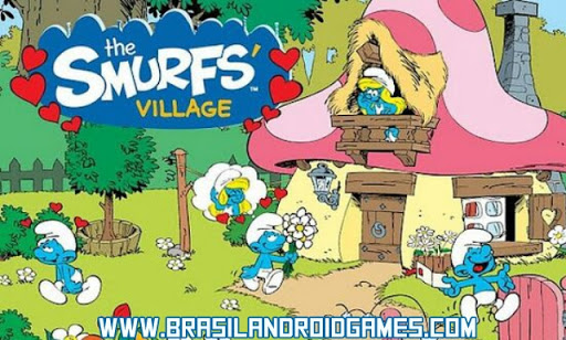Smurfs Village APK MOD DINHEIRO INFINITO OBB Data