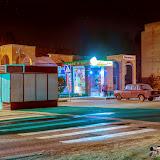 Ночной Суворов. Улица Ленинского Юбилея
