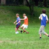 Mecz na dużym boisku