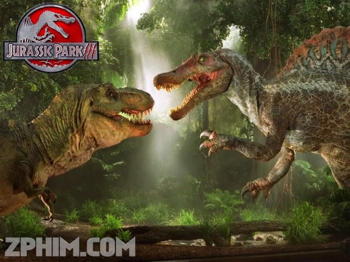Ảnh trong phim Công Viên Kỷ Jura 3 - Jurassic Park 3 1