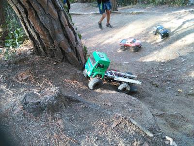 Ruta en arenys de munt, domingo 19 por la tarde IMG-20150719-WA0039