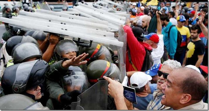 VENEZUELA-POLITICS/