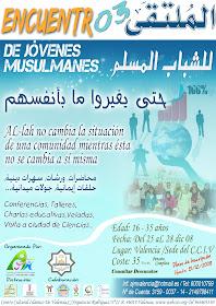 III Encuentro Jóvenes Musulmanes