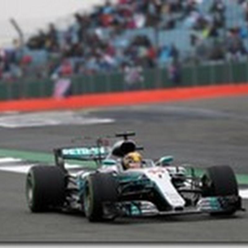 GP di Gran Bretagna: Hamilton conquista la 67esima pole